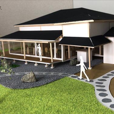 庭園オフィス