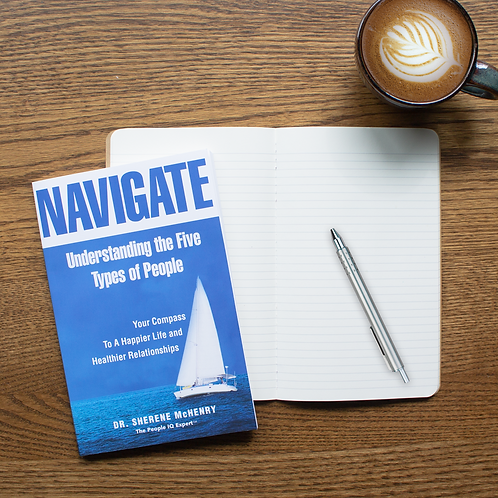Navigate: Understanding the Five Types of People - 2nd Edition