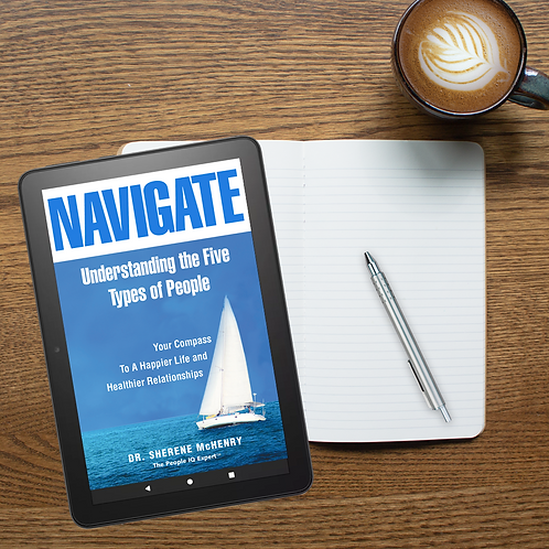 Digital- Navigate: Understanding the Five Types of People - 2nd Edition