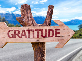 Great Leaders are Grateful People