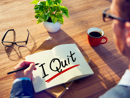 #1 Reason People Quit Their Jobs