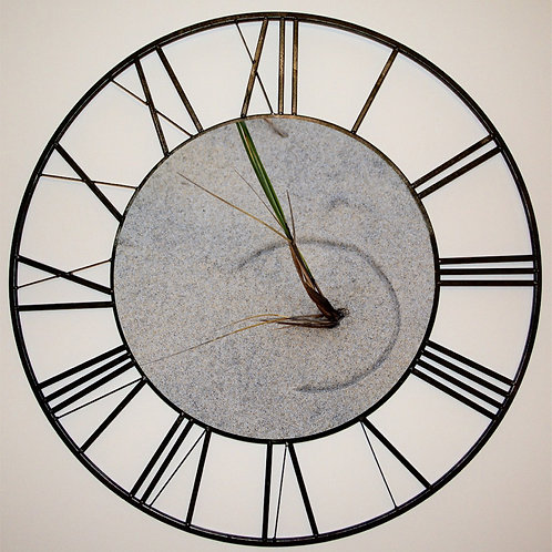 "Horloge des Sables ""Epure ff"""