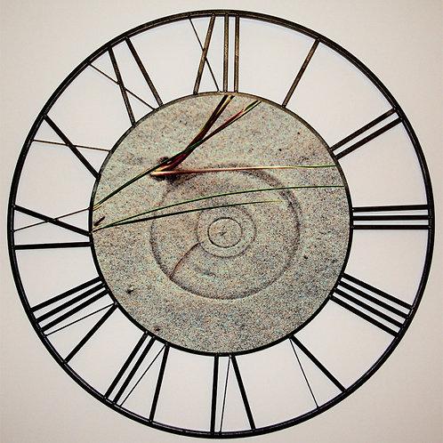 """Horloge des Sables """"Cercle ff"""""""