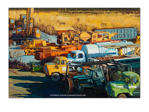 """""""Truck Tribe"""" $65. Purchase Now!"""