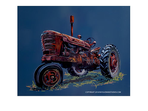 """McCormick Farmall"" $65. Purchase Now!"