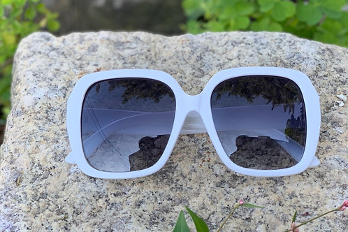 Sunshine And Happy Vibes Sunglasses