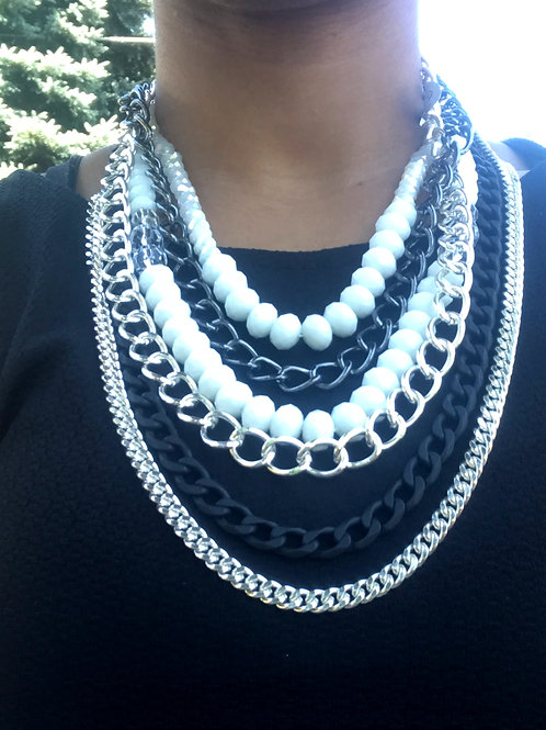 More Is More Layer Necklace