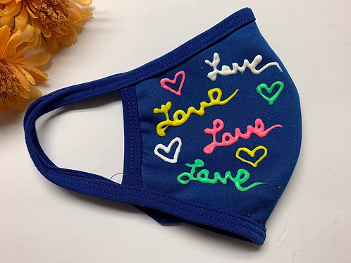 Love Message Mask