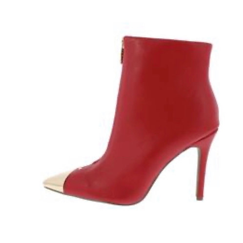 Rocking Red Ankle Boots