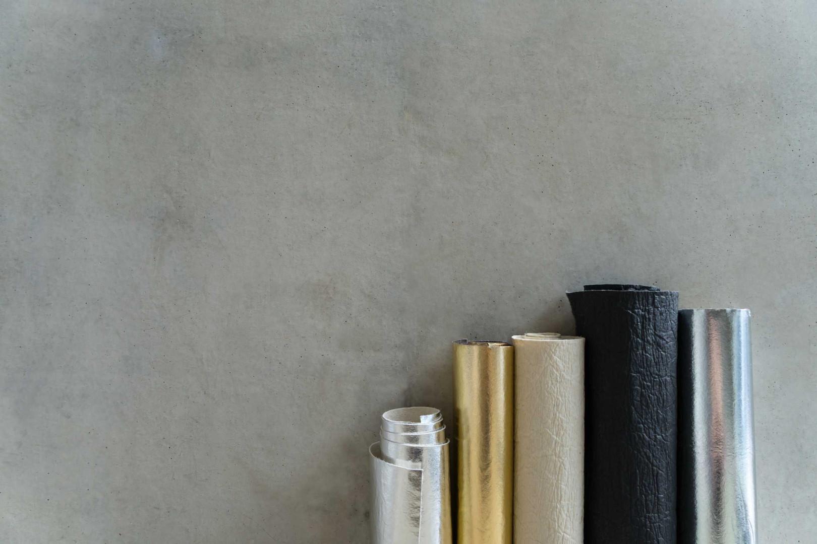 Piñatex-textile-on-concrete-2600x1733.jp