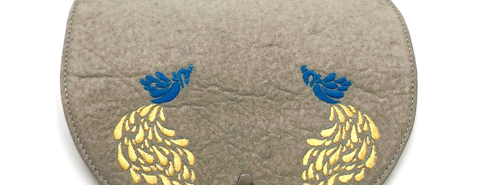 Phoenix Embroidery Flap