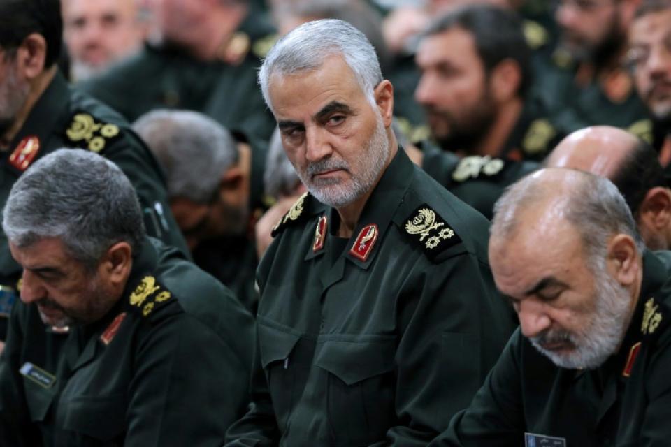 Qasem Soleimani.  Imagen: AFP