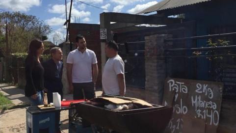 """""""JUAN CHANGA"""" Y EL DESARROLLO DE UN MACRISMO CON PATAS EN EL CONURBANO"""