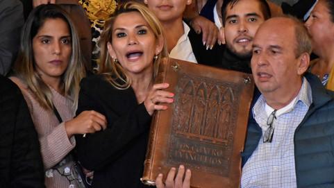 CRISTOFASCISMO EN BOLIVIA Y LA URGENCIA POR (RE)PENSAR NUESTRAS ESTRATEGIAS TERRITORIALES