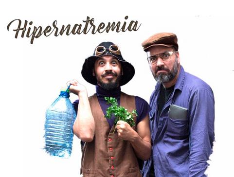 HIPERNATREMIA DE TEATRO PUCHERO
