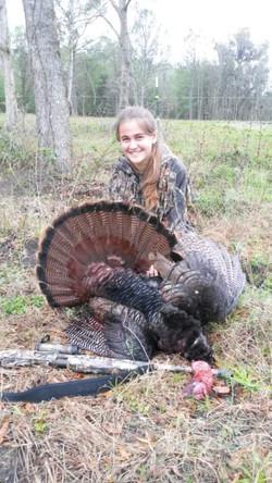 Holly's turkey