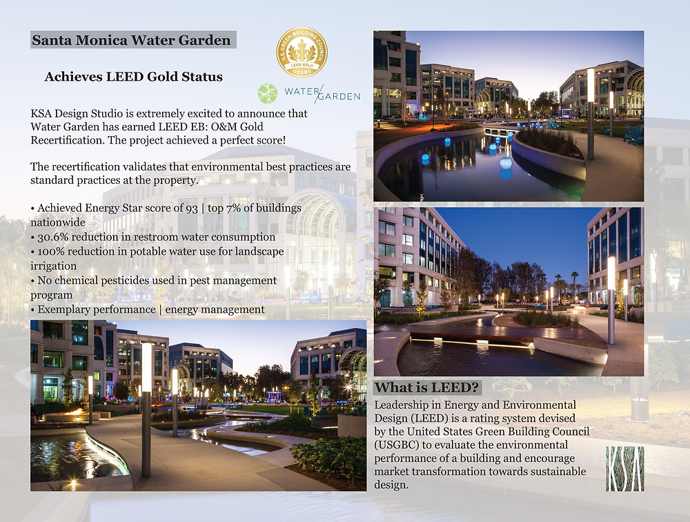 Silicon Beach Project Gains Accolade
