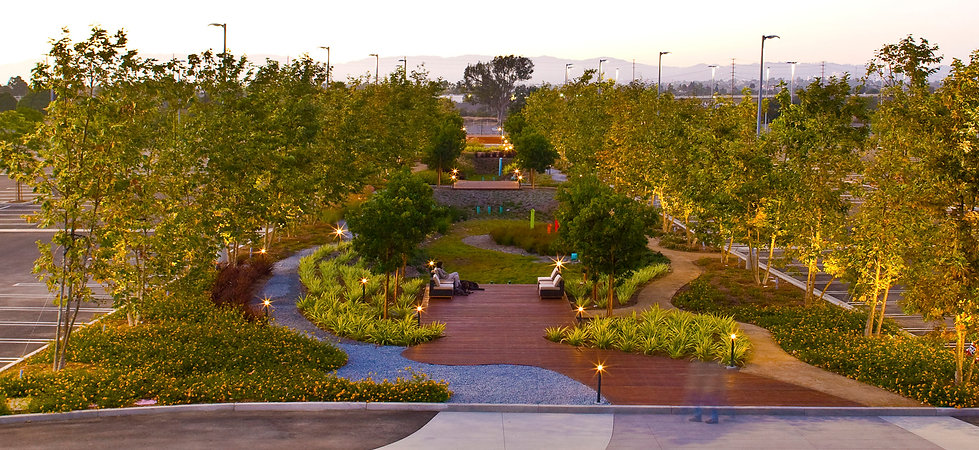The Reserve, Playa Vista, Ca