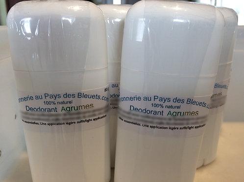 Déodorant Agrumes