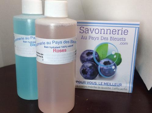Bain hydratante Glycerin