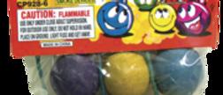 Colored Smoke Balls