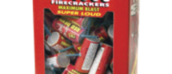 Red Devil Brand M-1000 Firecrackers