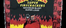 Red Devil 80/16 Firecracker Brick