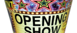 OPENING SHOW