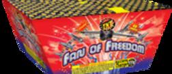 FAN OF FREEDOM