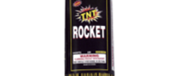TNT Bottle Rocket with Report