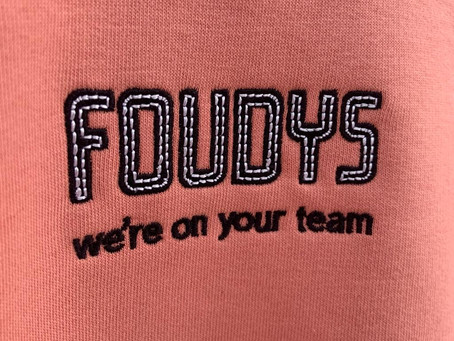 FOUDYS.com has a paid part-time role in Manchester