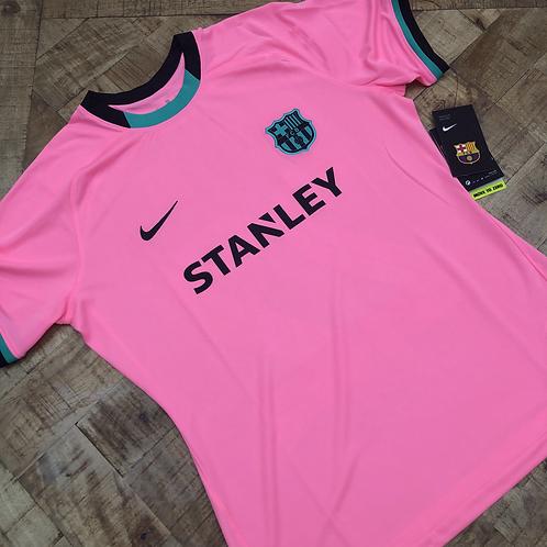 "Barcelona FC Third ""Stanley"" Sponsor 2020/21"