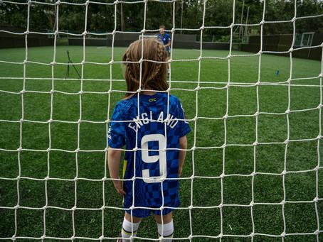 Junior FA WSL jerseys