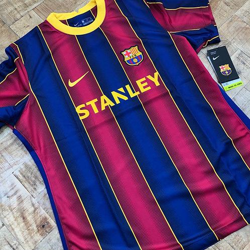 "Barcelona FC Home ""Stanley"" Sponsor 2020/21"