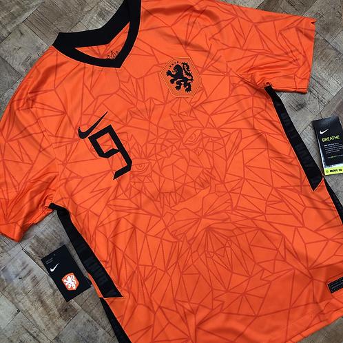 Netherlands 2020-2022 Home Jersey