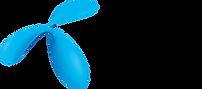 Telenor logo.