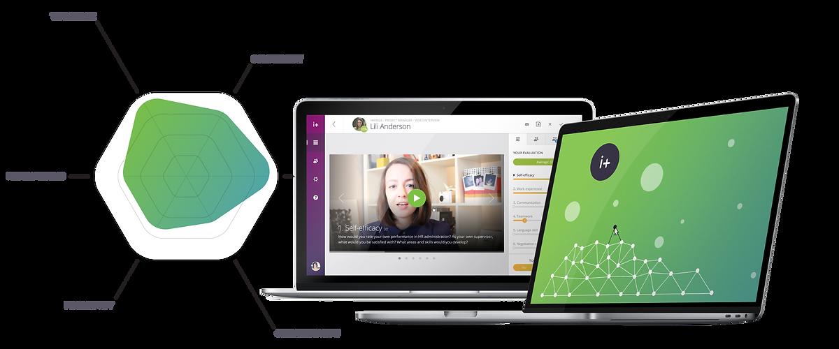 Indivizo is a data-driven recruitment software.