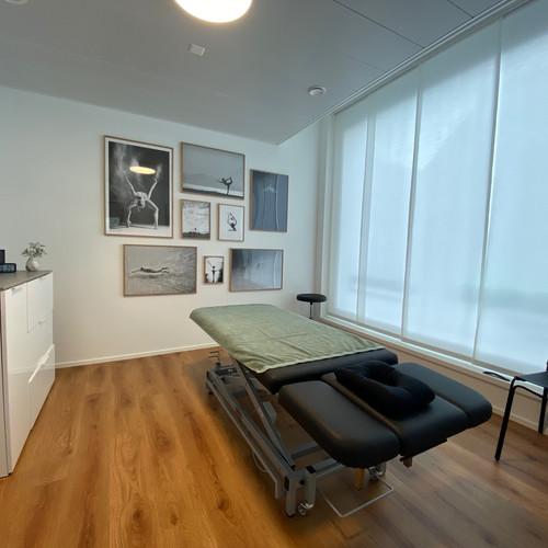 Behandlungsraum – Schwietzer Massage Therapie