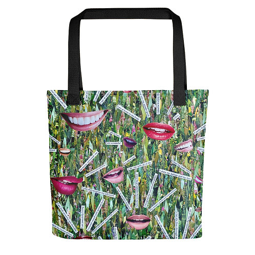 """""""A Garden of Good Being"""" Tote Bag"""