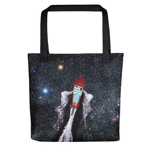 """""""A Trip Through the Stars"""" Tote Bag"""