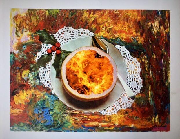 The Impressionist's Breakfast