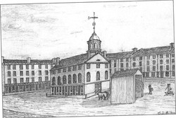 Hay Market Square 1830