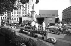 Portland Farmers' Market 1990