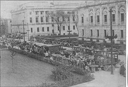 Portland Farmers' Market 1927