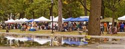 Portland Farmers' Market 2012