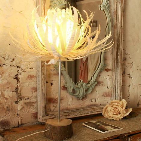 PINCUSHION TABLE LAMP