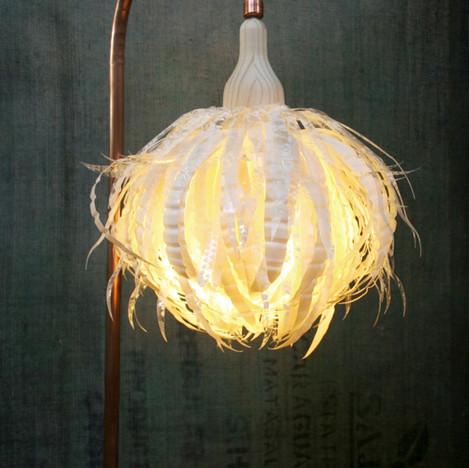PINCUSHION FLOOR LAMP