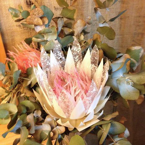 UPCYCLED PROTEA