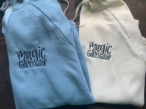 """Magic Coordinator"" Pullover Hooded Sweatshirt"