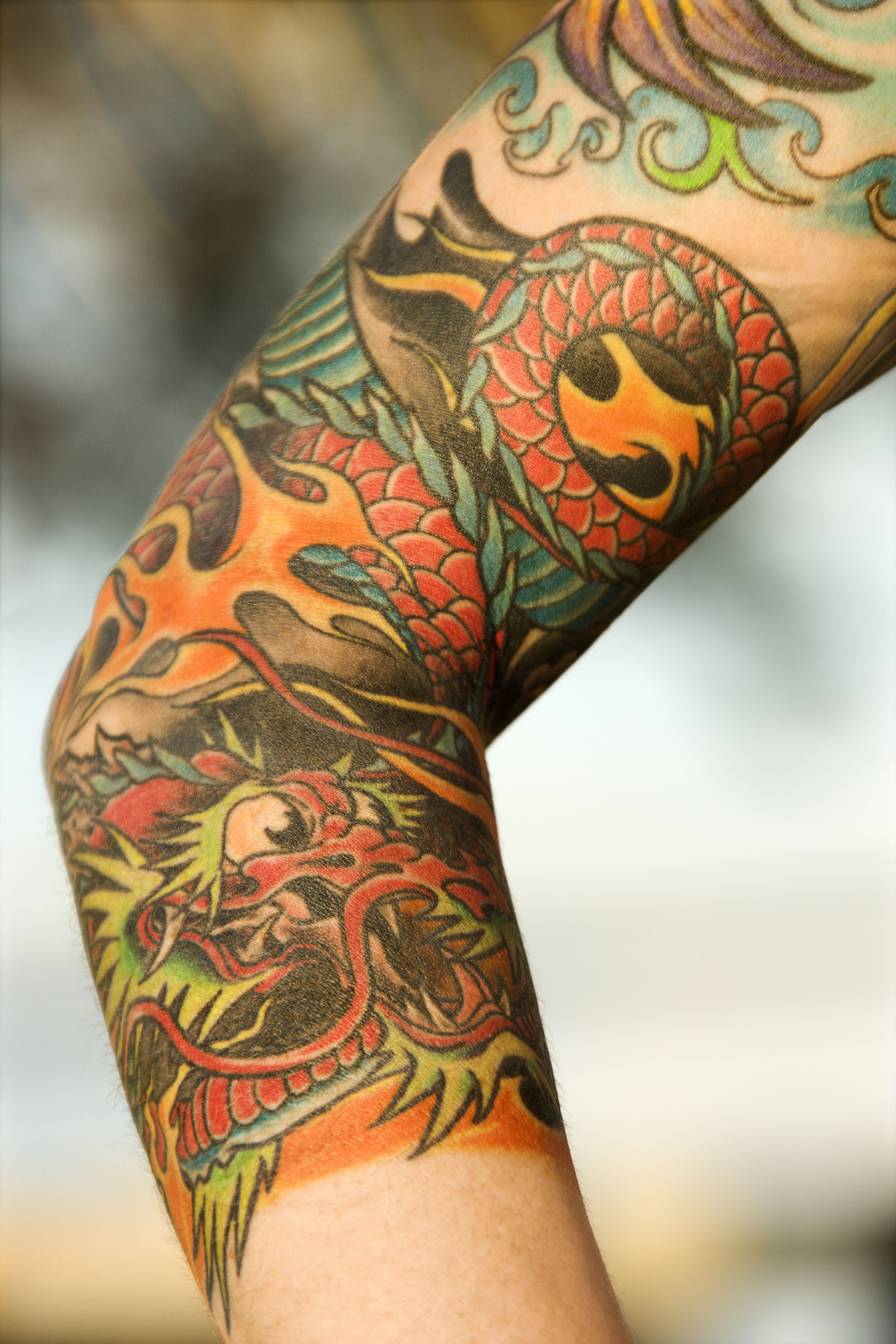 Color Sleeves